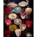 Wholesale lanterns for weddings decor - Vietnamese HOI AN Silk Lanterns - Wedding Decoration