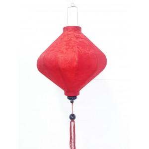 Set 4pcs Hoi an silk lanterns 35cm for Wedding Decoration - cake lantern - wholesale silk lanterns - red