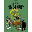 Vietnam Lacquer Art Paiting/ Plate picture- Tintin Les 7 Boules de Cristal