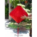Silk Lanterns 60cm for Wedding Decoration - Big lanterns for events decoration -Lanterns for wholesale