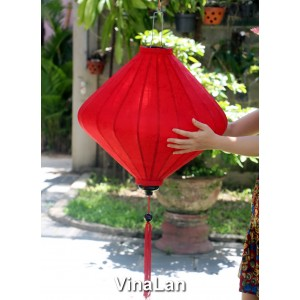 Silk Lanterns 60cm for events decoration - Big lanterns for events decoration - Lanterns for wholesale